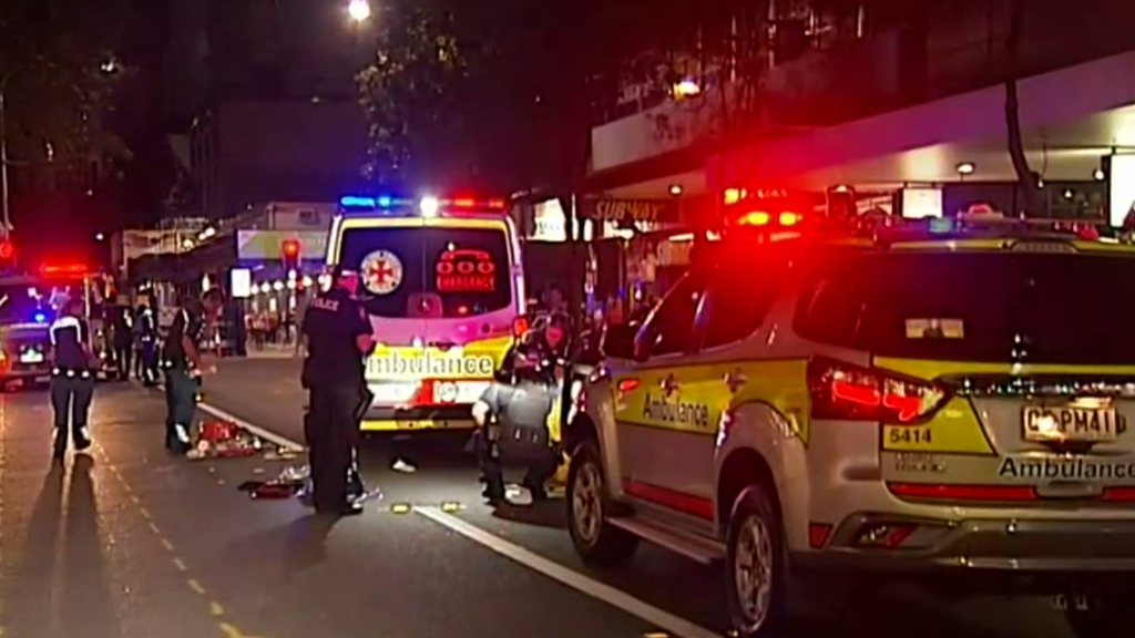 Teen fighting for life after Brisbane apartment brawl