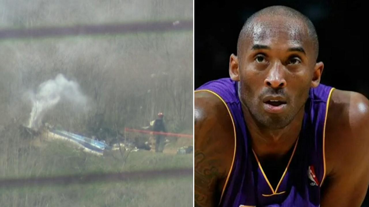Kobe Bryant killed in fatal helicopter crash