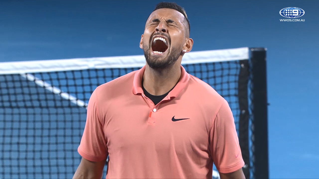 Best of Kyrgios