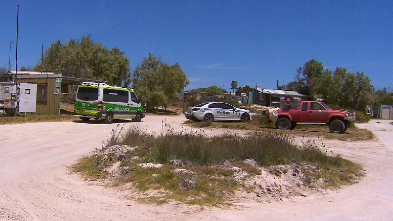 Man and child die on Western Australia island