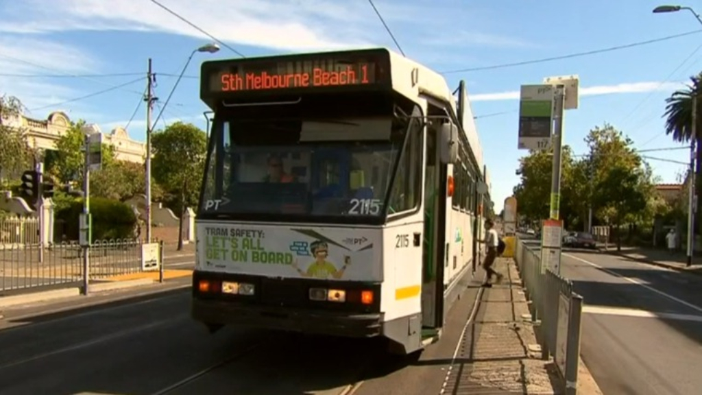 Melbourne tram strikes leave commuters stranded