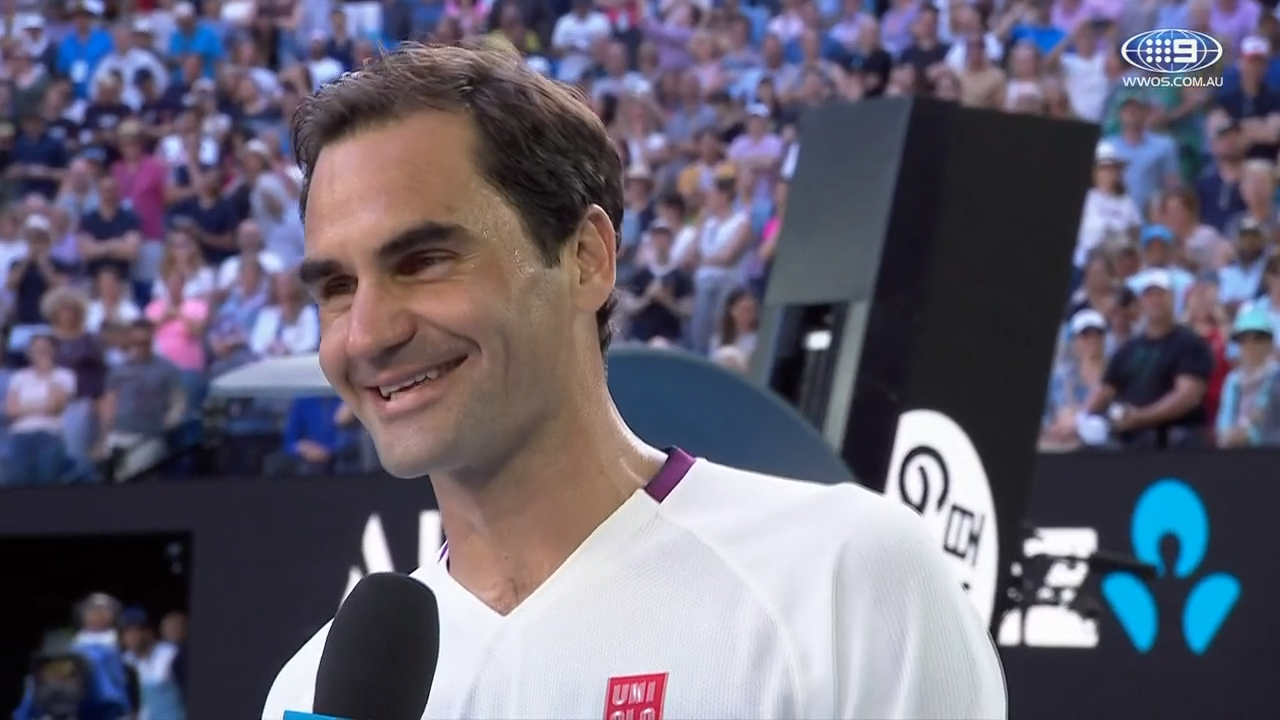 Federer disbelief in own comeback victory