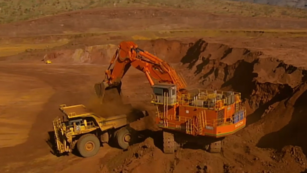 Man killed in mining accident