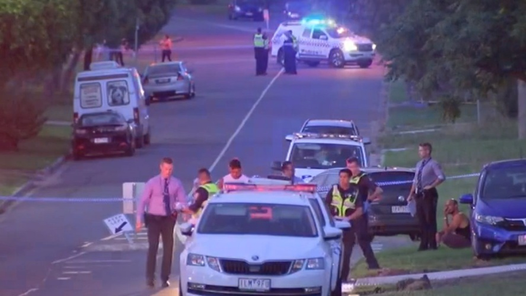 Woman dies in Heidelberg West after man breaks into her home