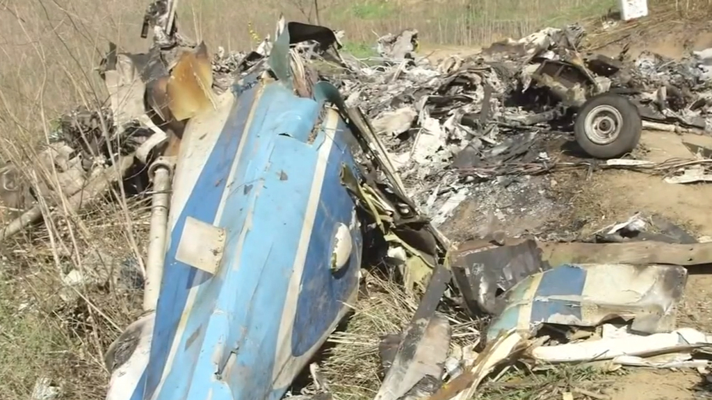 US investigators release video of investigation at Kobe Bryant's helicopter crash site