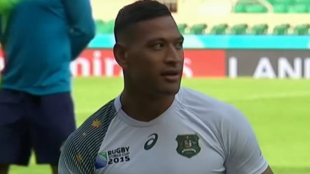 Folau signs with Catalans