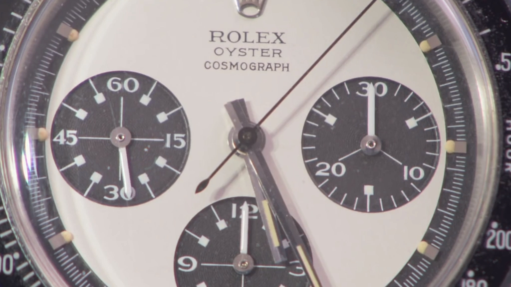 A man bought a Rolex for $345 in 1974. Its current value knocked him off his feet