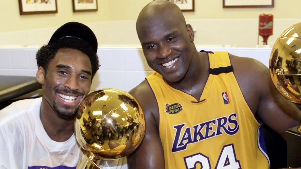 Shaq speaks about Kobe Bryant's death