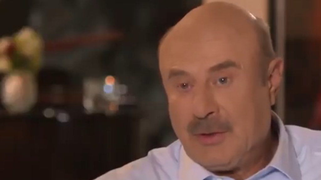 Dr Phil isn't surprised by who Prince Harry chose to marry