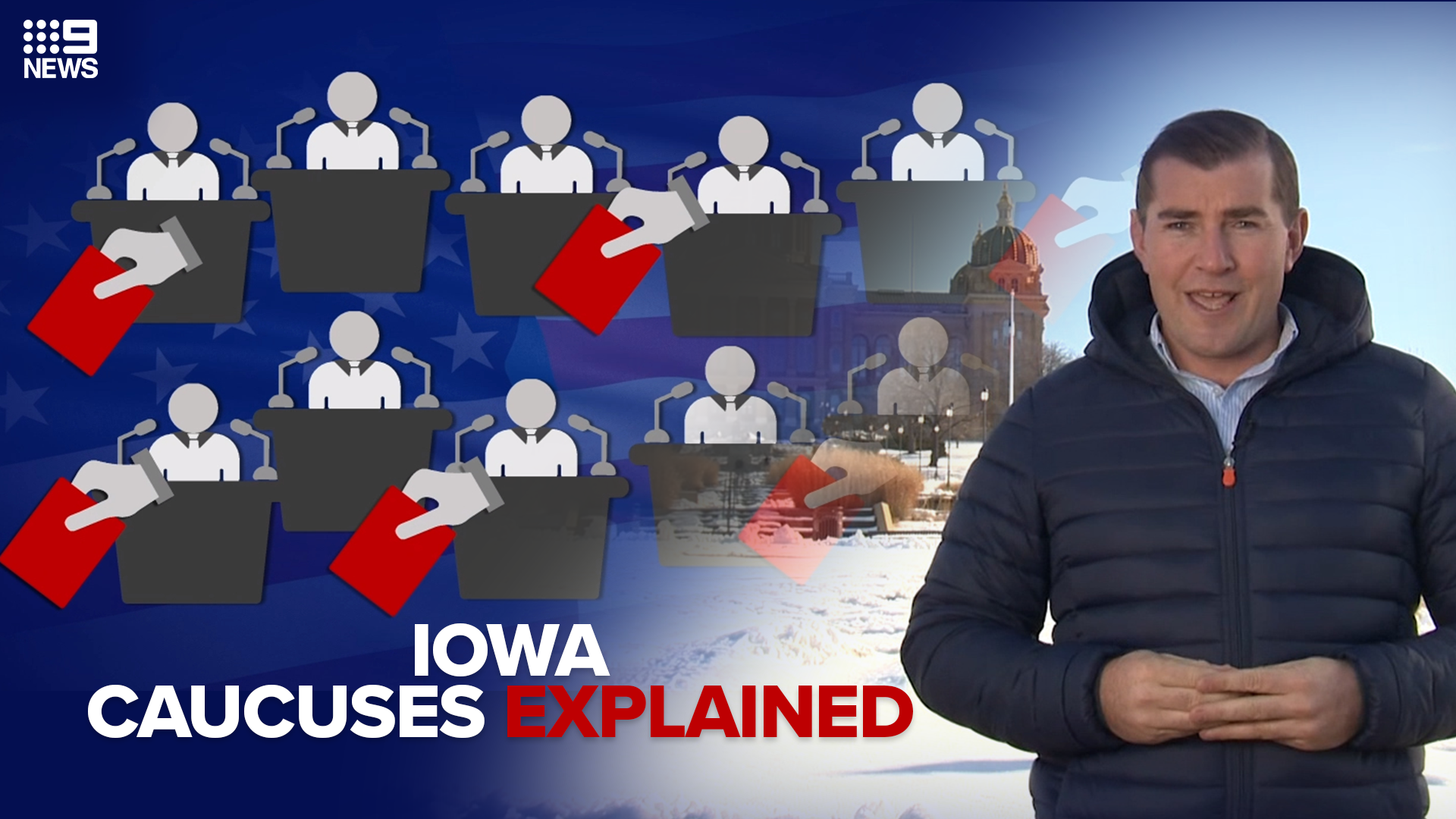 Reporting Issues Delay Iowa Caucus Results, Coronavirus Outbreak Strains Resources