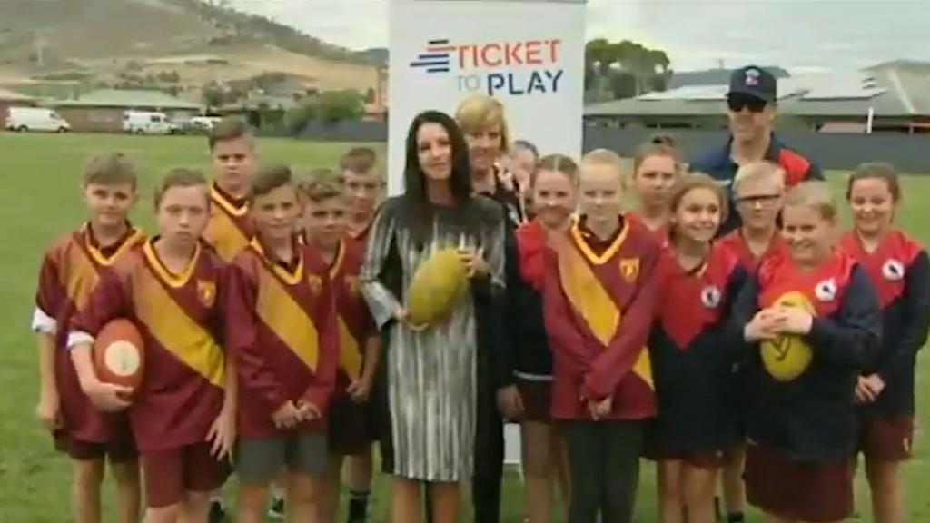 Tasmania not ready for AFL team: McLachlan, State Premier