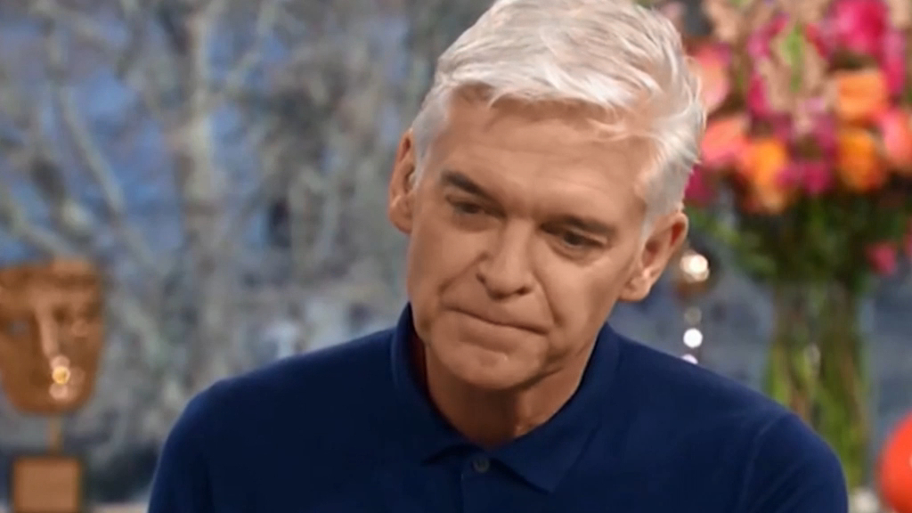 UK TV host Phillip Schofield comes out as gay