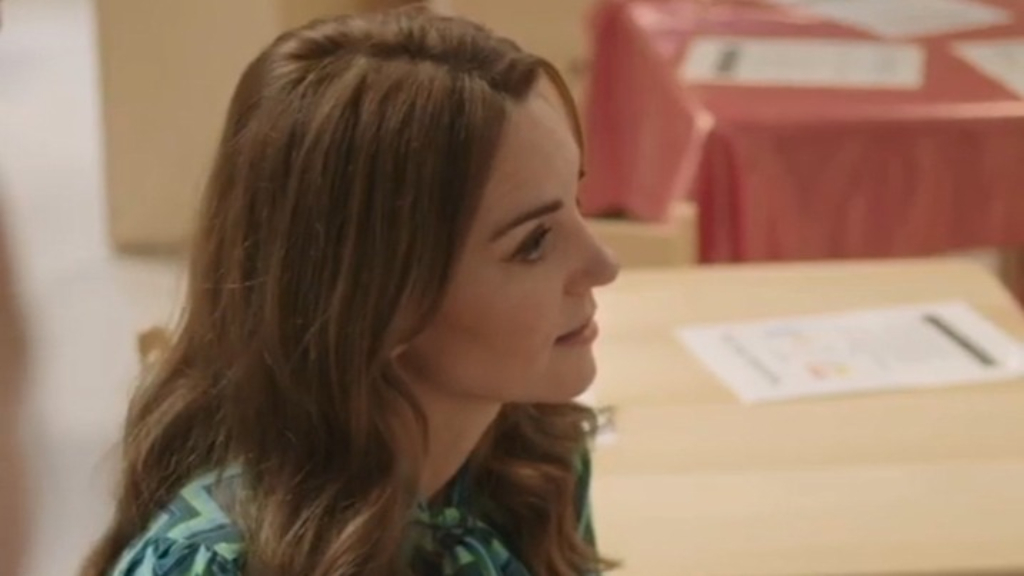 Kate Middleton launches 'landmark' early childhood initiative