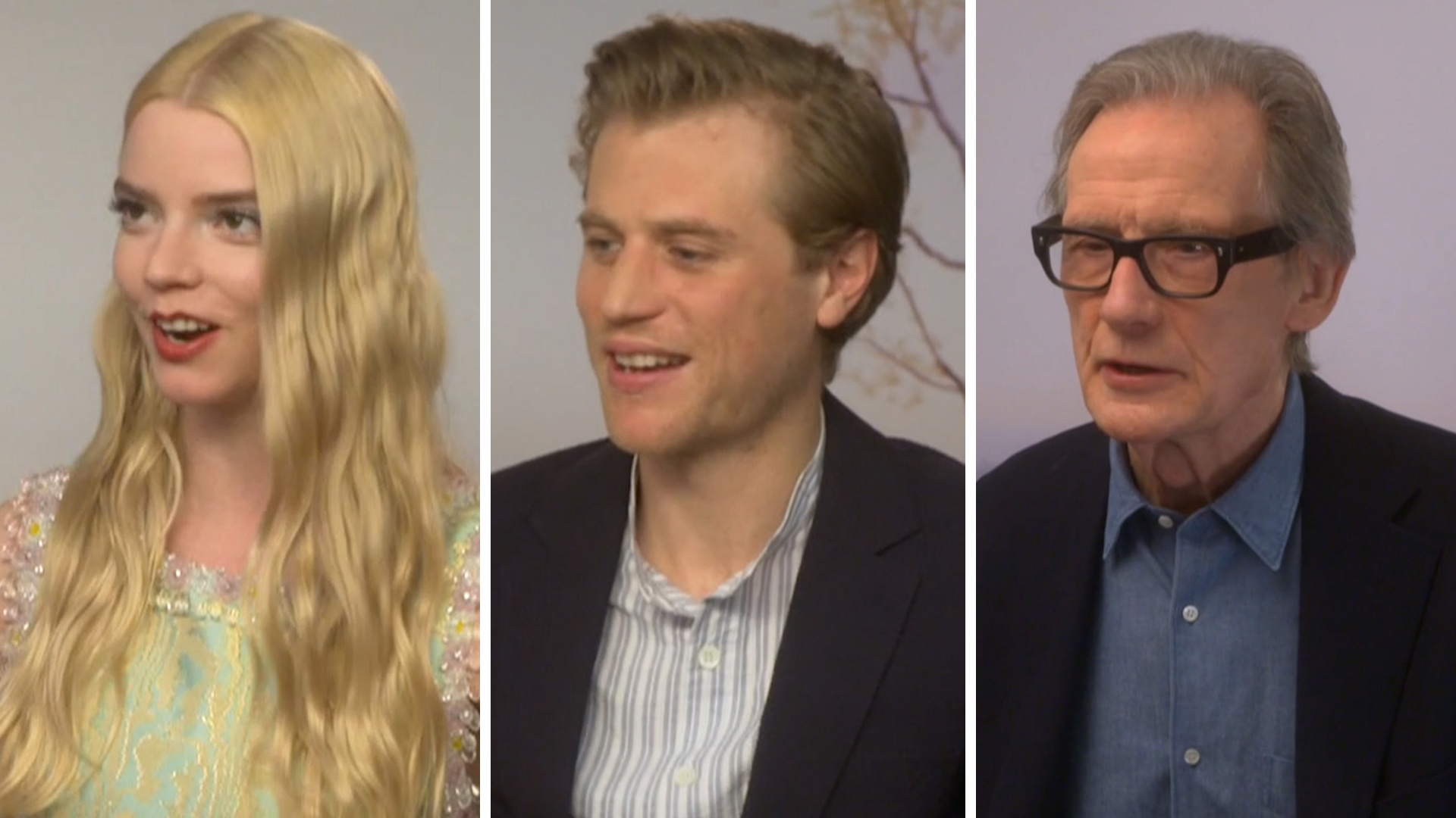 Bill Nighy admits his parenting style has parallels to his latest character