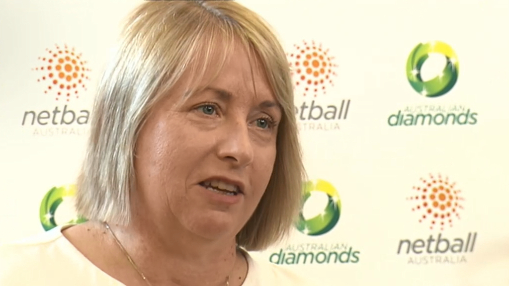 Lisa Alexander dumped as Diamonds coach