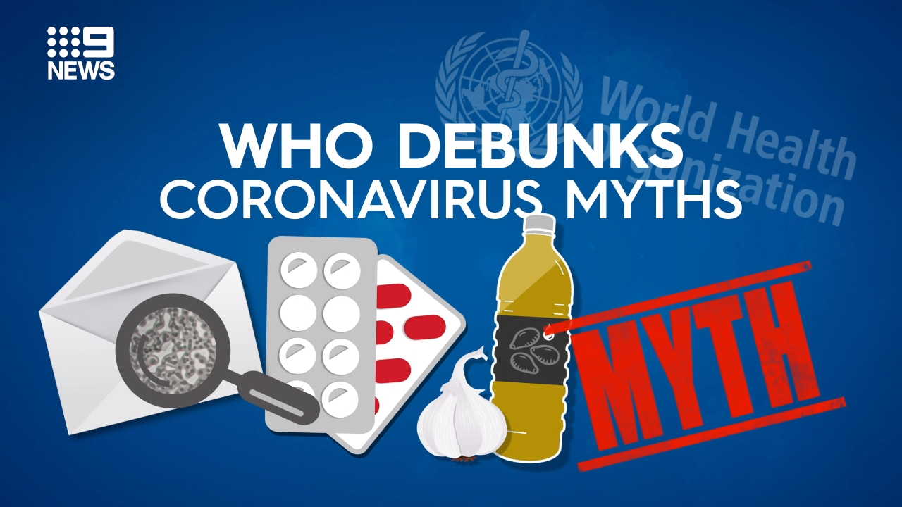 Coronavirus myths debunked
