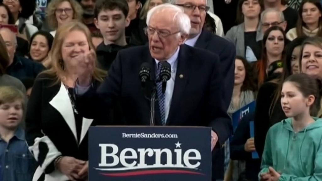 Bloomberg obliterates socialist Bernie Sanders over his 3 homes during Democrat debate