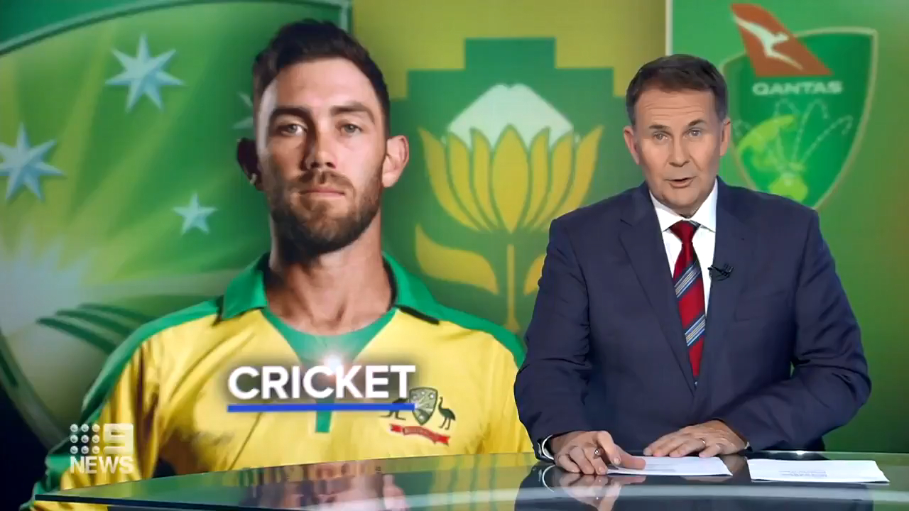 Maxwell ruled out South Africa tour