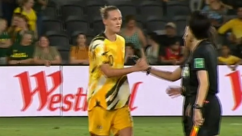 Matildas salvage late equaliser