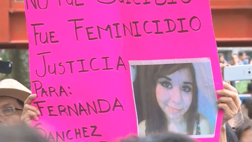 Ingrid Escamilla death: Outrage after woman's murder in Mexico