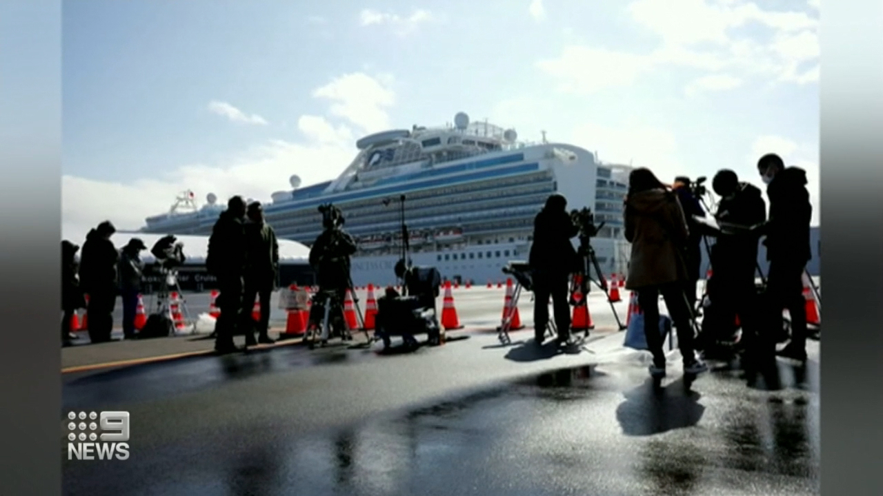 Canada charters plane to evacuate citizens aboard Diamond Princess cruise ship