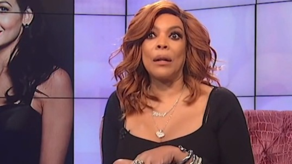 Wendy Williams makes joke about fatal fall of Amie Harwick