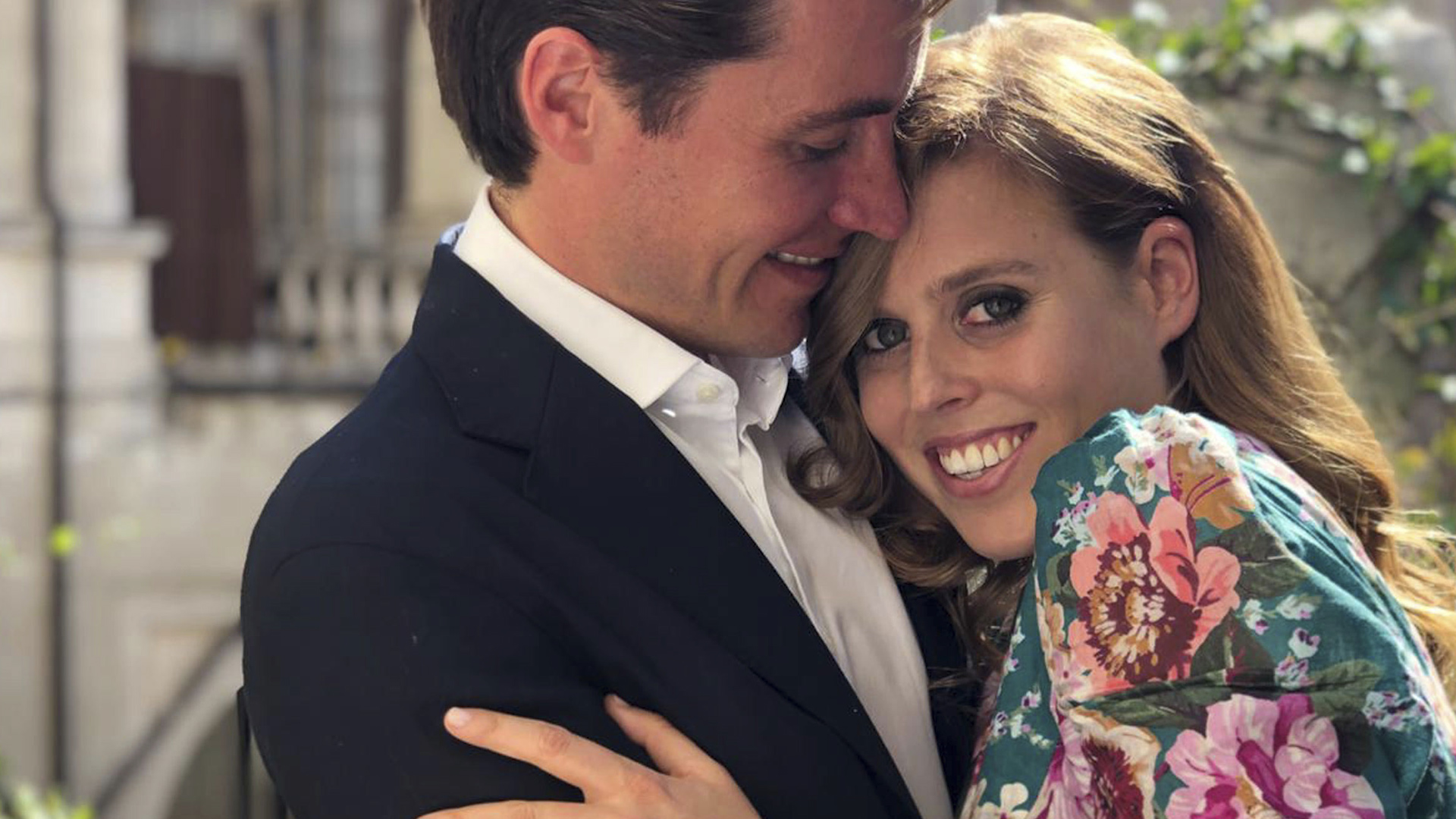 Princess Beatrice's royal wedding