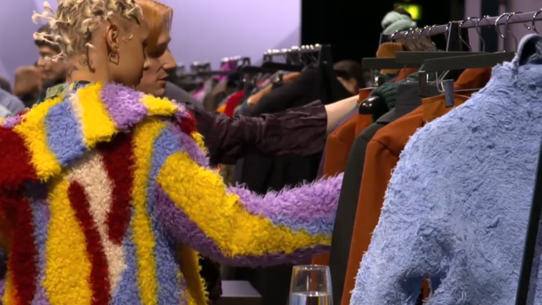 Aussie wool takes centre stage at fashion week