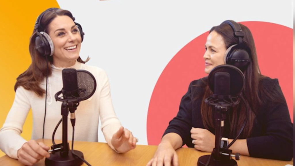 Duchess of Cambridge Kate Middleton opens up about 'mum guilt' in new podcast interview
