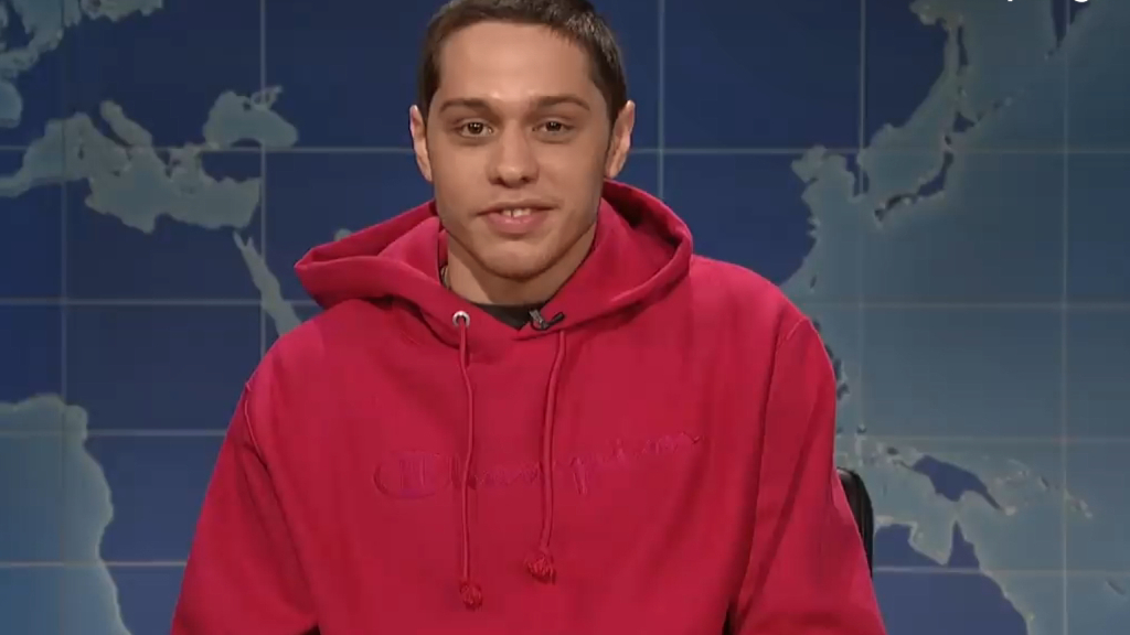 Pete Davidson confirms recent rehab stay during stand-up comedy gig