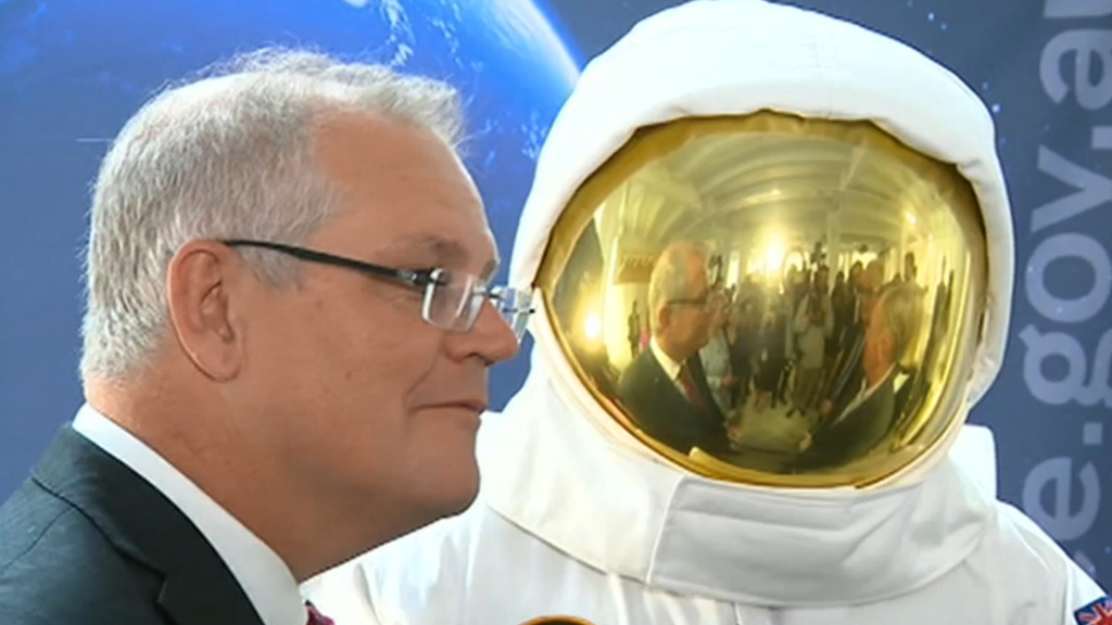 Space agency launched in Adelaide