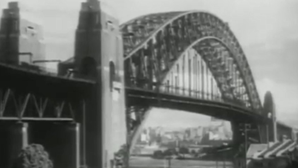 Sydney Harbour Bridge overhaul