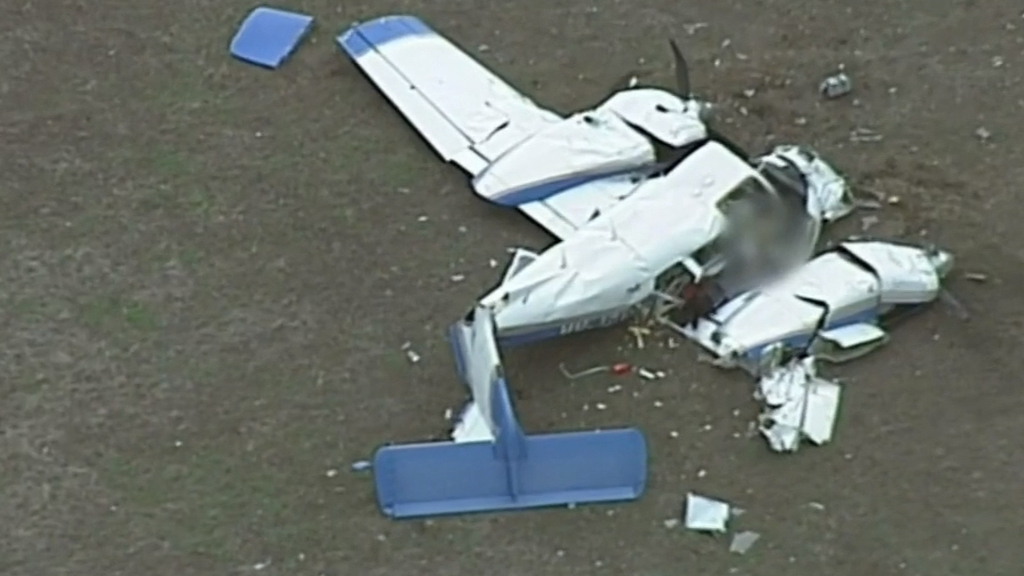 Israeli man killed in mid-air plane collision in Australia