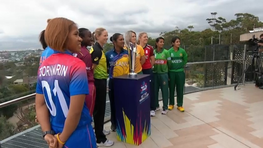 Women's T20 World Cup begins