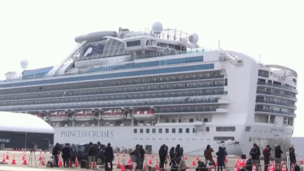 Six Australians test positive for coronavirus after evacuation from Diamond Princess