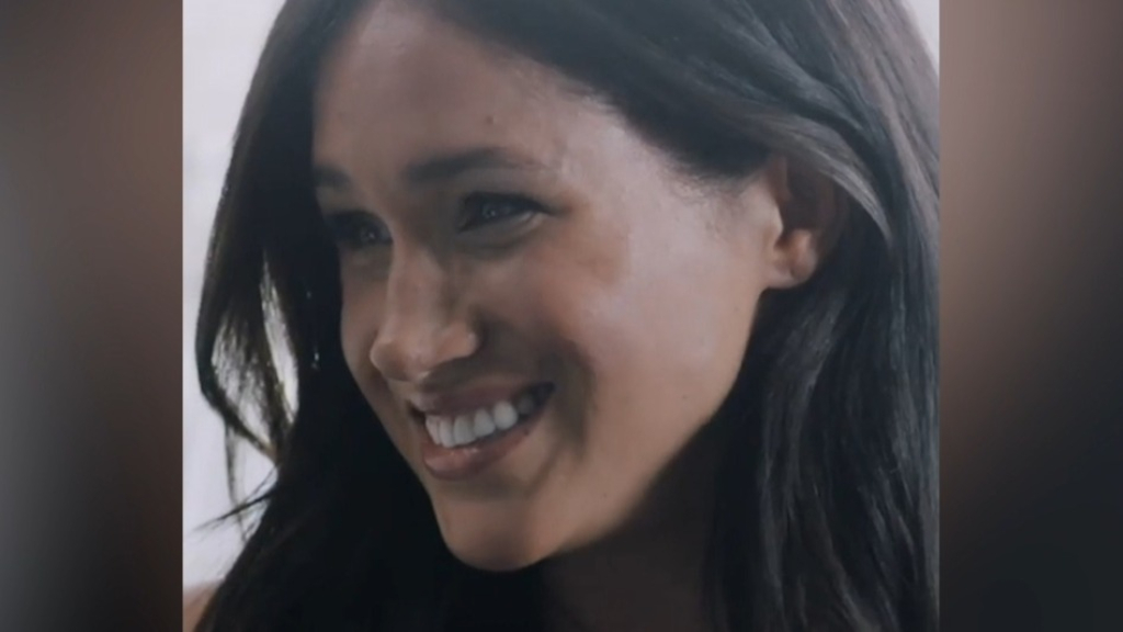 Meghan shares new behind-the-scenes Vogue video