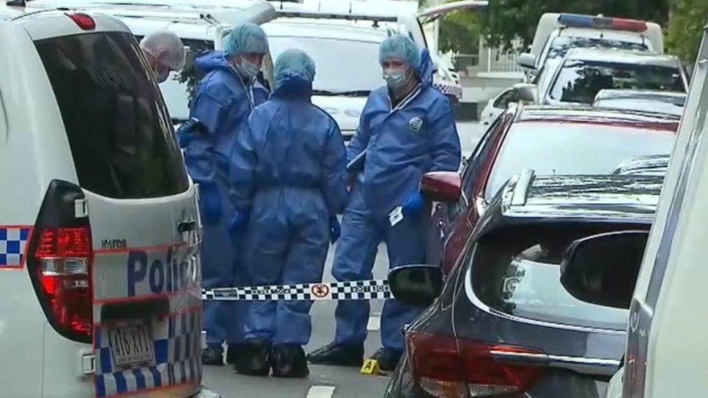 Man shot by police after Brisbane stabbing