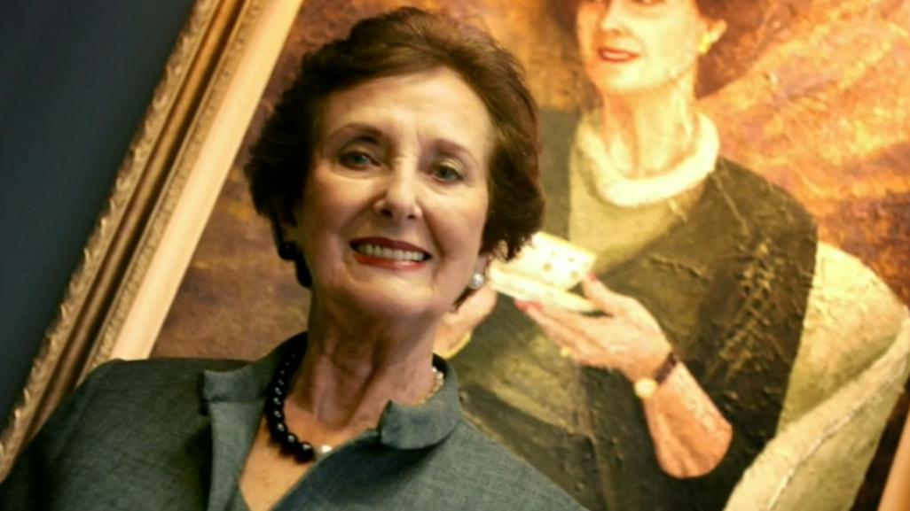 June Dally-Watkins dies aged 92