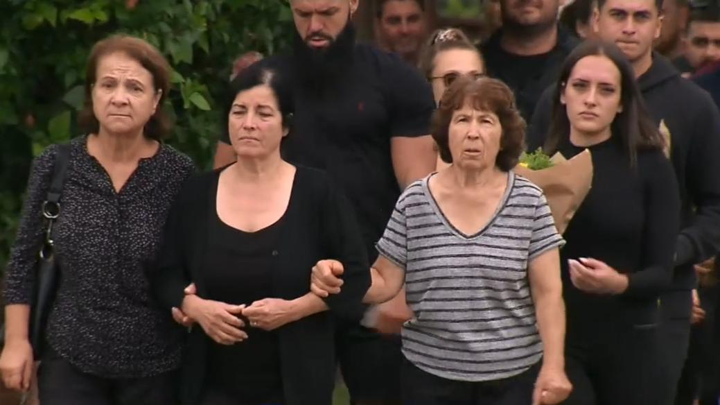 Family visit scene of fatal hit-run crash