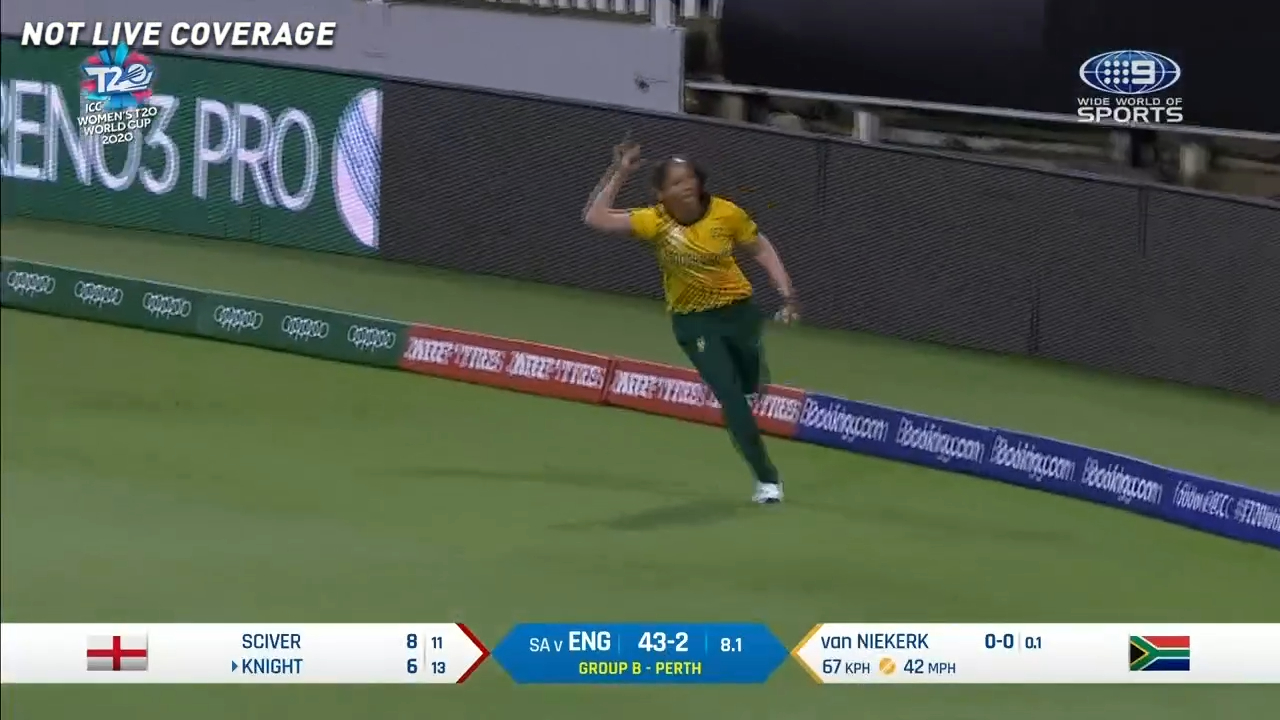 South Africa on fire at the WT20 World Cup