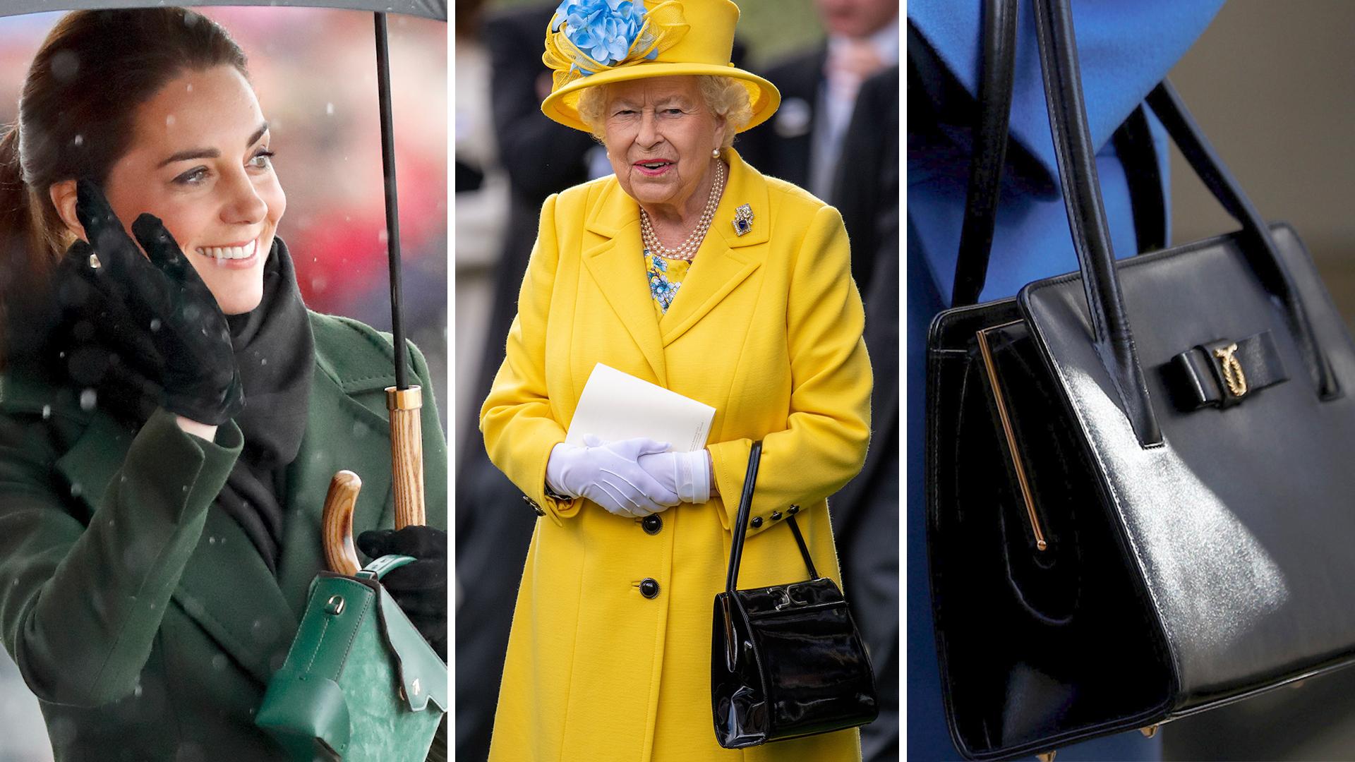 Royal hacks: Pack your handbag like a royal