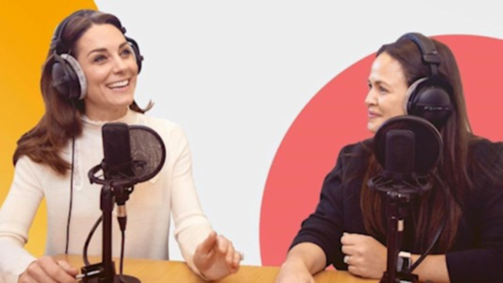 Kate Middleton opens up about hypnobirthing in new podcast