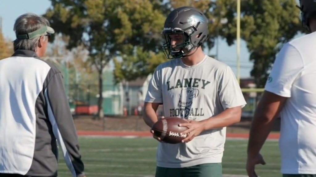 Laney to feature on Netflix's Last Chance U