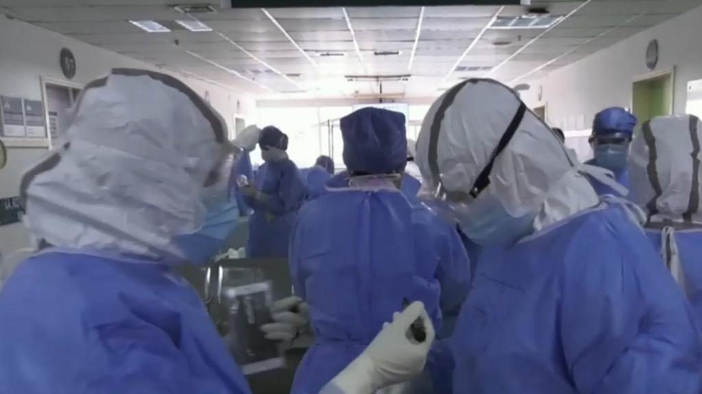 Coronavirus risk raised by WHO