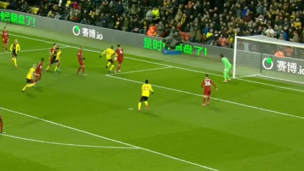 Liverpool lose to Watford video | EPL shock, unbeaten streak ends