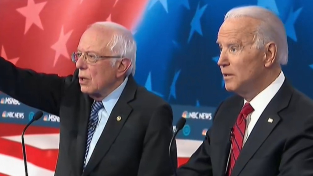 Joe Biden's Democratic candidate bid receives new boost