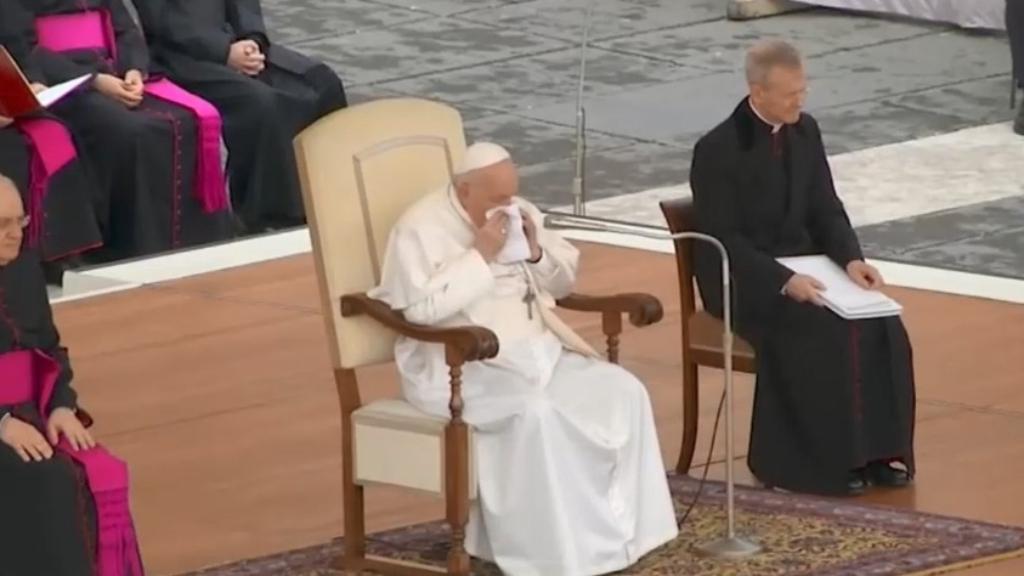 Pope cancels appearances amid coronavirus fears