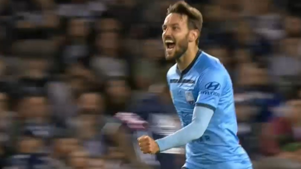 Sydney FC smash Melbourne in Big Blue