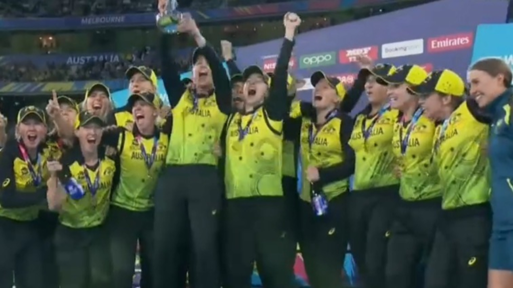 Australia win T20 World Cup