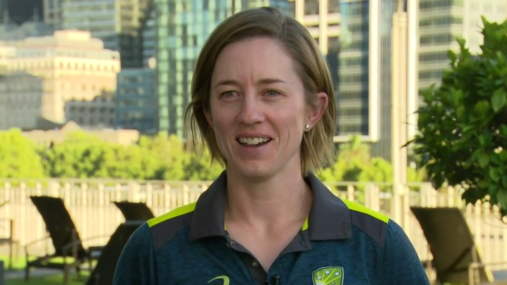 Women's T20 World Cup | Australian vice-captain Rachael Haynes interview
